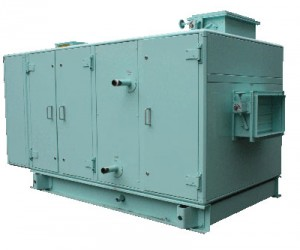 Marine air handling unit