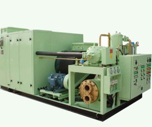 Marine air conditioning plant