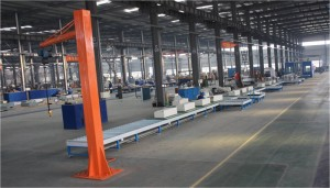 Specification production line